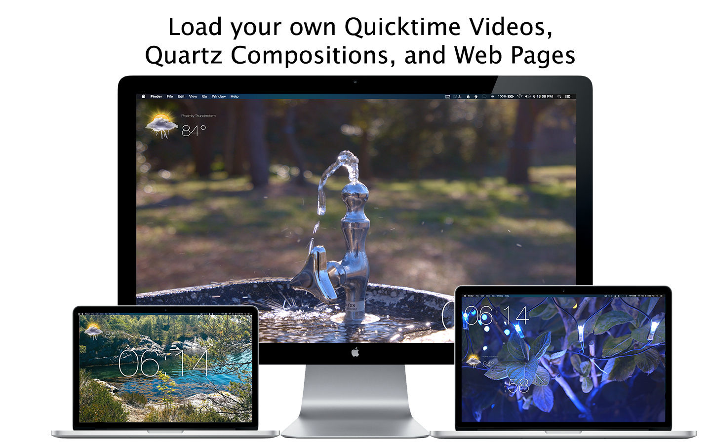 mach desktop the most advanced and beautiful wallpaper